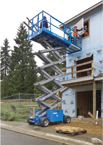 GS-3369 DC SCISSORLIFT Preview Image