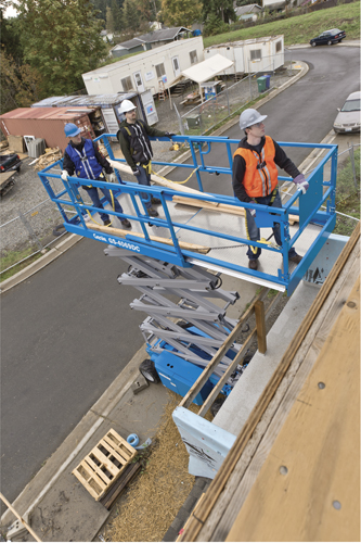 GS-4069 DC SCISSORLIFT Preview Image