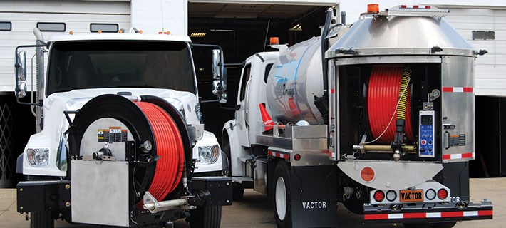 RAMJET 850 SERIES TRUCK JETTER Preview Image