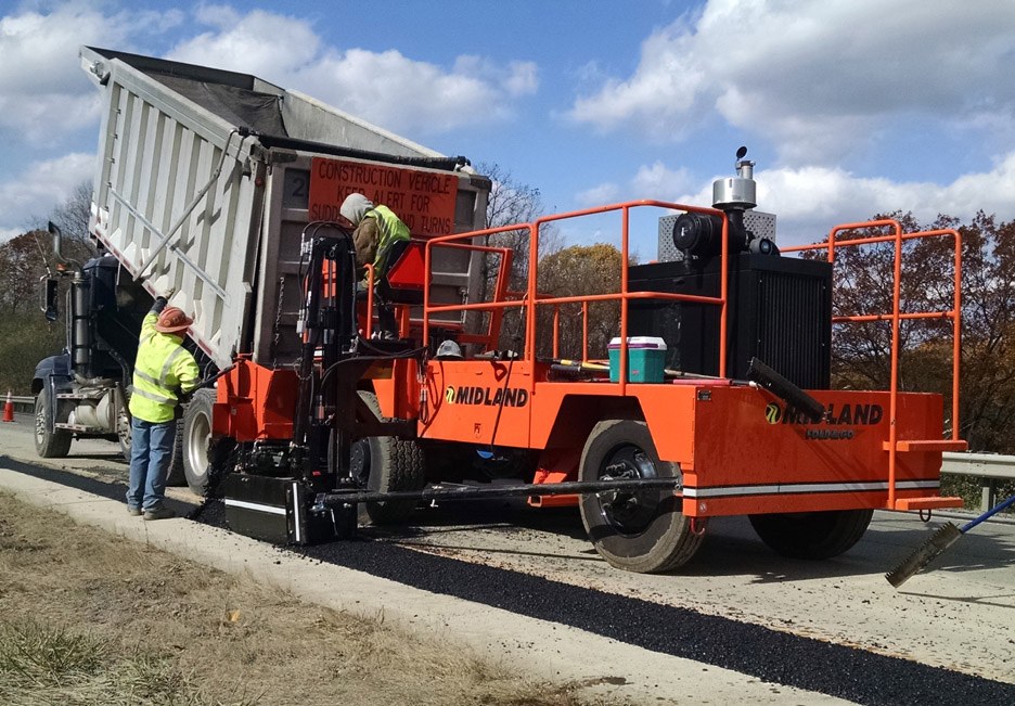 SPF-8 SELF-PROPELLED ROAD WIDENER Preview Image