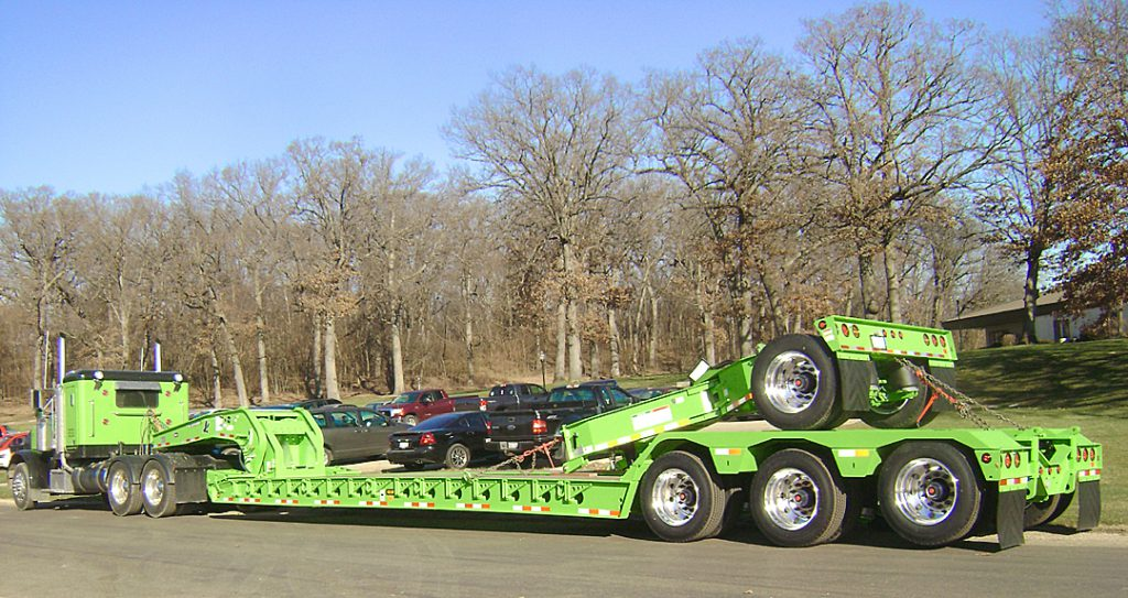 LOWBOY TRAILERS Preview Image