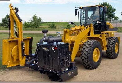 WHEEL LOADER BOOM MOWER Preview Image