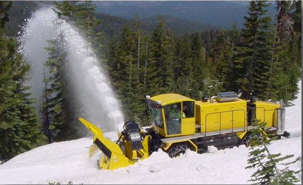 DF SERIES TRUCK MOUNTED SNOW BLOWER Preview Image