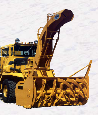 TR-44 TRUCK MOUNTED SNOW BLOWER Preview Image