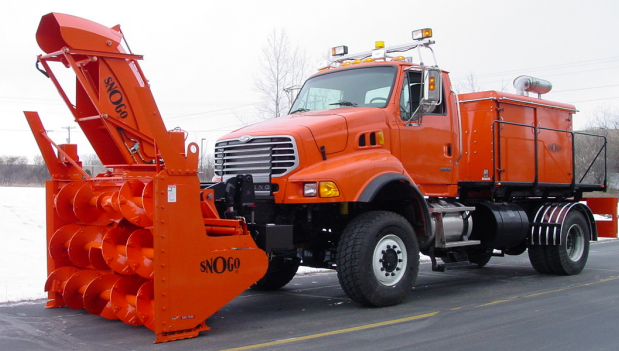 TU3 TRUCK MOUNTED SNOW BLOWER Preview Image