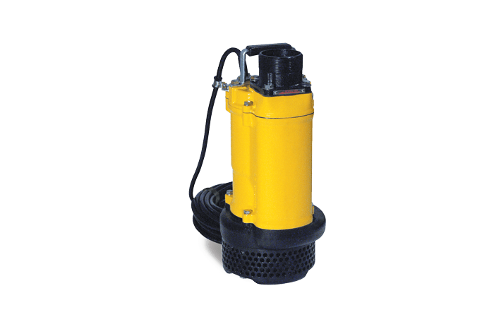 THREE-PHASE SUBMERSIBLE PUMPS Preview Image